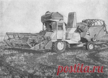 Самый необычный и несуразный трактор Советского Союза, СШ 75 Таганрожец