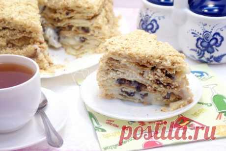 Торт «Генеральский» – Рецепт с фото. Рецепты. Выпечка