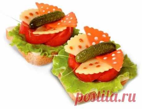 оформление бутербродов: 12 тыс изображений найдено в Яндекс.Картинках