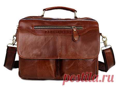 Parliament - мужские кожаные сумки