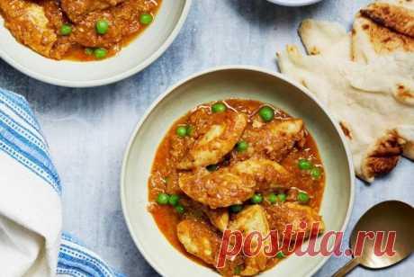 Классическая курица карри рецепт – индийская кухня: основные блюда. «Еда»