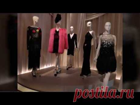 Платья от кутюр. Ретро мода