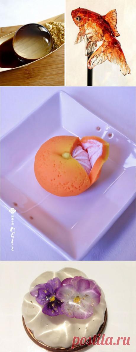 Японцы делают самые крутые десерты в мире