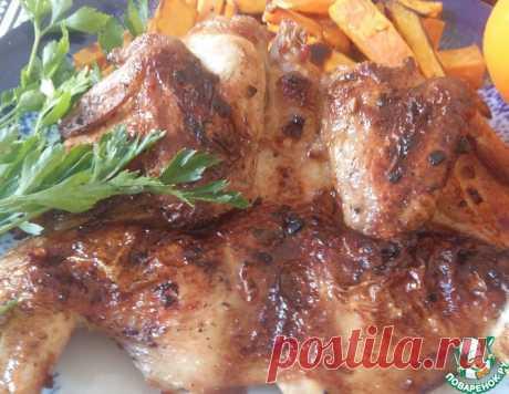 Цыпленок по-чкмерски – кулинарный рецепт