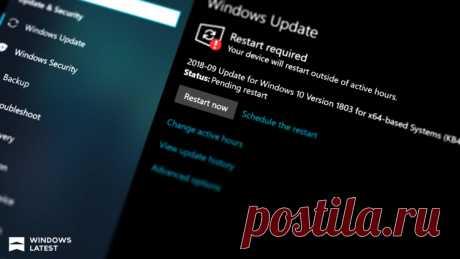 Целый ворох новых проблем у Windows 10: очистка рабочего стола, удаление профиля и сбои загрузки Традиционный ежемесячный патч для Windows 10 снова принёс проблемы.
