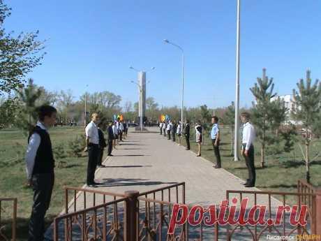 Мой поселок Октябрьский и г. Лисаковск.