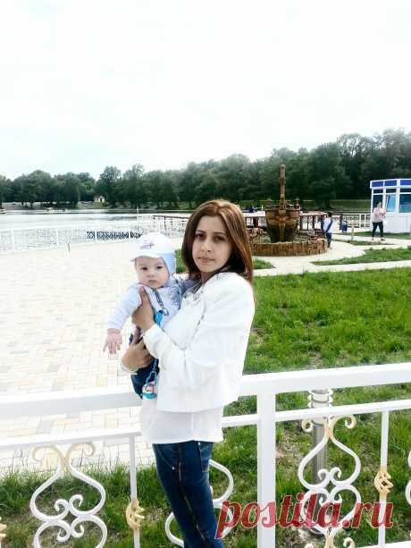 Фатима Джирикова