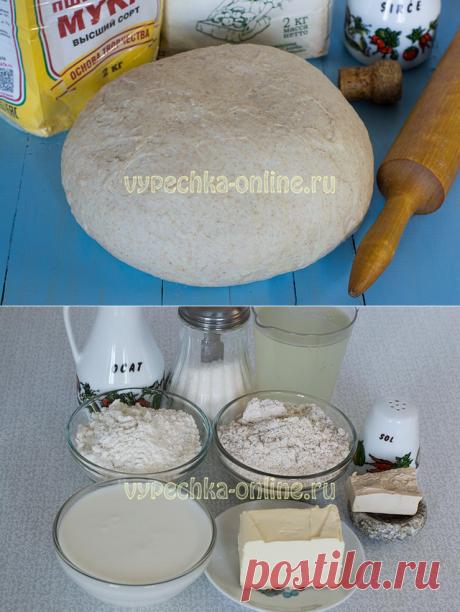 ✔️Выпечка из цельнозерновой муки рецепт с фото простой и вкусный – дрожжевое тесто для пирожков, булочек, хлеба
