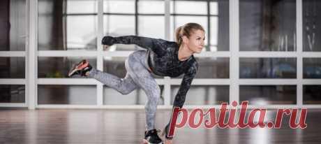 Прокачайте координацию, силу мышц и выносливость.