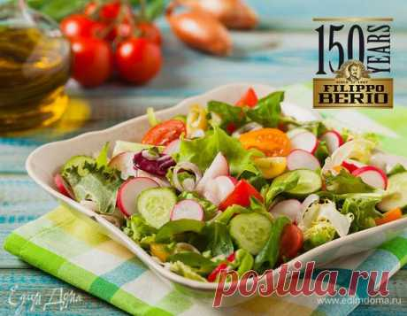 Useful menu: 5 salads for the real gourmets   the Official site of culinary recipes of Yulia Vysotskaya