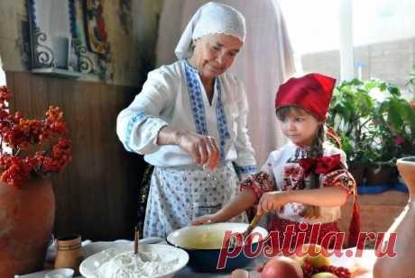 Рецепты советских времён из бабушкиных тетрадок и журналов   Поварешка