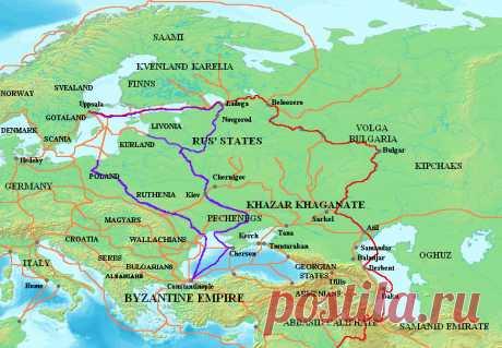 Враг номер один. За что древние русичи мстили «неразумным» хазарам? | История | Общество | Аргументы и Факты