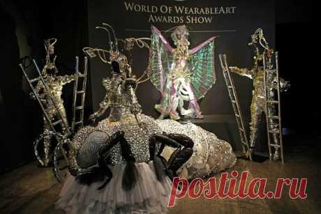 Выставка «ВАУ-Мода!» в СПБ