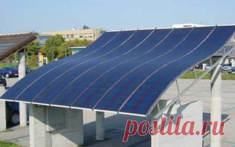 Солнечные панели в виде самоклеящейся пленки можно наносить на любые поверхности Научная группа под руководством Сяолинь Чжэн в стенах университета Стэнфорда смогла разработать уникальные солнечные батареи. Сделаны эти батареи в виде