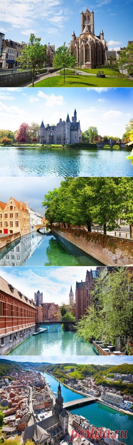 Чудесная Бельгия - Путешествуем вместе