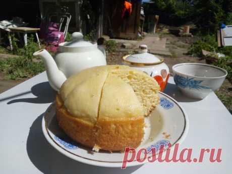 Маленький секрет вкусной выпечки в мультиварке и простой рецепт пирога за 32 рубля. | Безасфальта | Яндекс Дзен