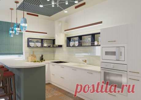 7 способов сэкономить на кухне мечты | Рекомендательная система Пульс Mail.ru