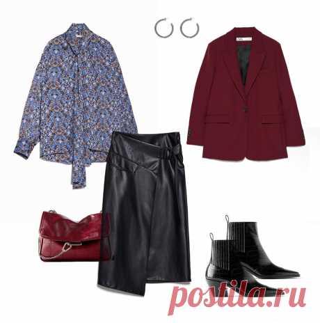 Будь разной! 5 образов с юбками из Zara на все случаи жизни | Simple Style | Яндекс Дзен