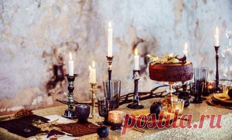 Вкусные рецепты для встречи Нового года | Вкусные рецепты