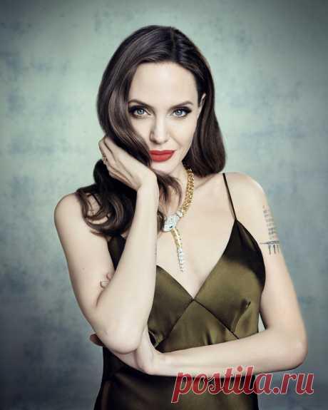Анджелина Джоли, 2019