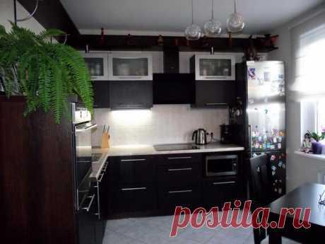 Моя кухня в стиле минимализма