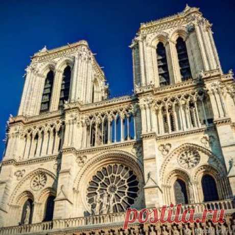 ✨ Загадки «Собора Парижской Богоматери»