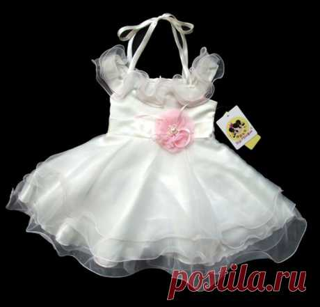 Платье ( ChiL 09 ) Размер: 90  100, 110, 120, 130, 140 Материал : полиэстер, подкладка: хлопок