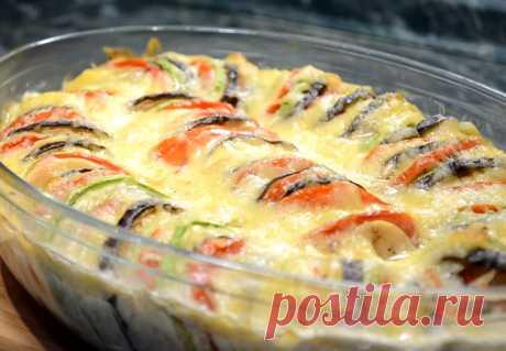 Овощи по-провански: аппетитные, сочные, а главное —мало калорий — Вкусно!
