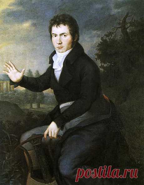 Как глухой Бетховен смог стать одним из величайших композиторов, и почему от так и не женился       7 мая 1824 года. Одна из величайших икон в истории музыки, Людвиг ван Бетховен, выходит на сцену Венского театра. В этот день на суд публики было представлено одно из грандиознейших музыкальных произведений — Девятая симфония, включающая знаменитую «Оду к радости».