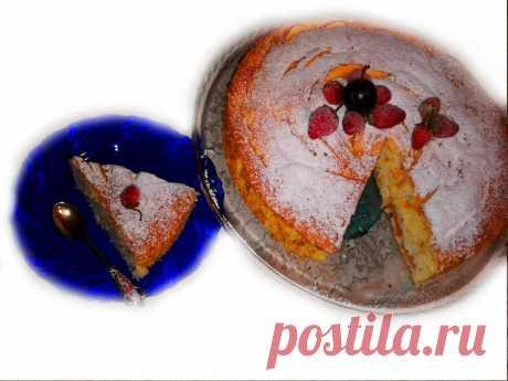 Шарлотка Неженка ✧ Самый нежный пирог | Грузинская Кухня от Софии | Яндекс Дзен