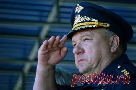 Генерал-полковник Шаманов: «Наше главное богатство — русский солдат» «Такими генералами Россия не разбрасывается», - сказал о Шаманове Владимир Путин в 2000 г.