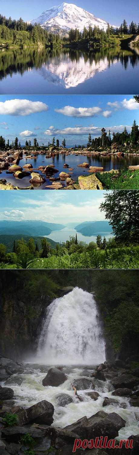 (+1) тема - Алтайский природный заповедник | НАУКА И ЖИЗНЬ