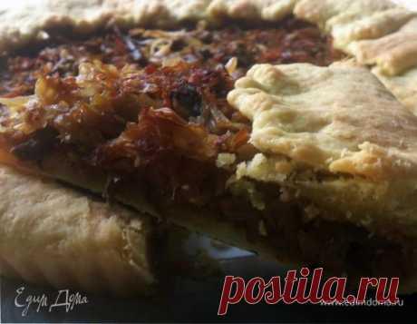 Как приготовить Тесто для пирога по старинному рецепту  Пошаговый рецепт с ингредиентами и фото