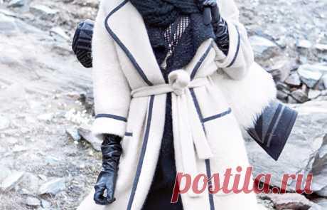 Шьем осеннее пальто: 33 лучших выкройки от Burda