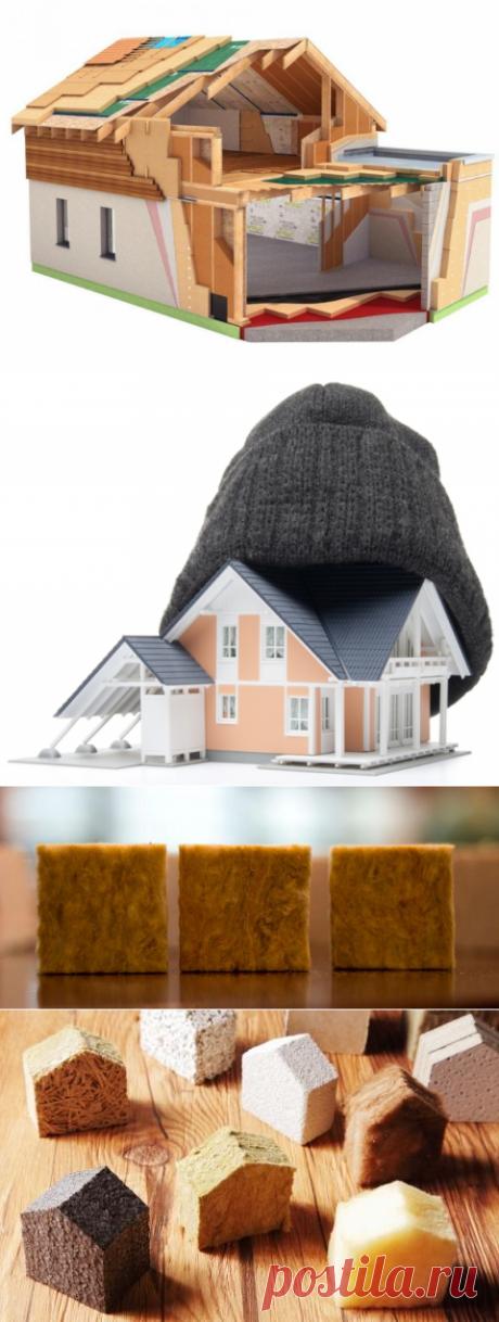 Как максимально утеплить дом — Роскошь и уют