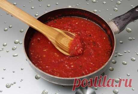 Лучший соус для приготовления пиццы — Sloosh – кулинарные рецепты