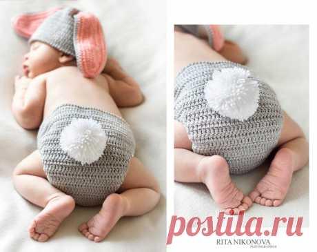 аксессуары для фотосессии новорожденных