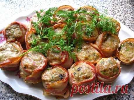 Вкусная горячая закуска «Буржуй в телогрейке» — Sloosh – кулинарные рецепты
