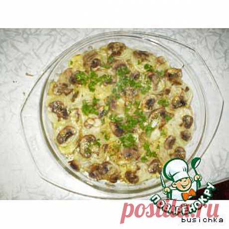 Вкуснячая картошечка в микроволновке - кулинарный рецепт
