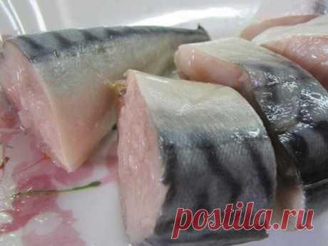 Наша семья уже давно не покупает соленую скумбрию или селедку в магазине, домашняя засолка намного вкуснее, да и безопастнее. Потрясающая рыбка получается! Хочется еще, и еще... Рекомендую!