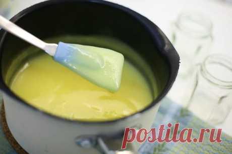 Чадейка - Лимонный крем или Lemon curd