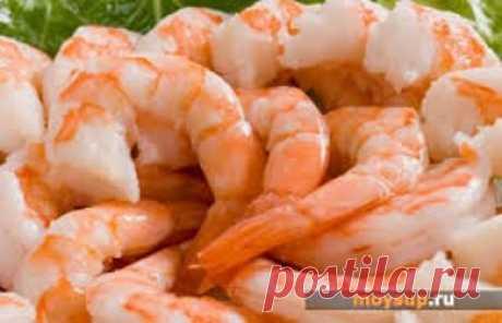 Фирменный салат с семгой и креветками - рецепт с фотографиями - Patee. Рецепты