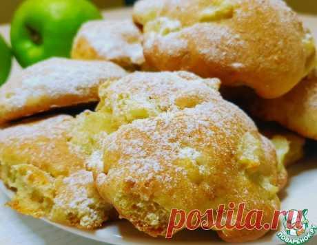 Итальянское печенье с яблоками – кулинарный рецепт