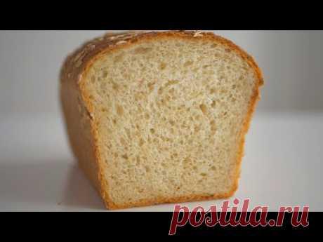 Хлеб с овсяными хлопьями. Нежный, воздушный, ароматный. Готовлю всегда двойную порцию