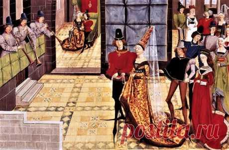А вы знали, почему европейские мужчины средневековья носили причудливые туфли с длинными носками?   C A E S A R   Яндекс Дзен