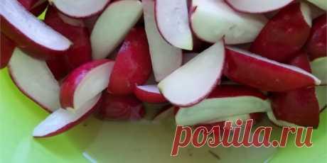 Редис на зиму — пошаговый рецепт с фото