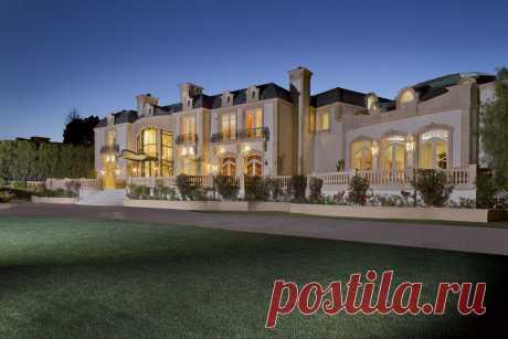 ТОП-10 Casas más caras de Los Ángeles. Los artículos. El guía en línea a Los Ángeles.