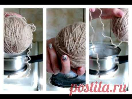 Как выпрямить бу пряжу: секреты вязания | ANNETORIUM knits