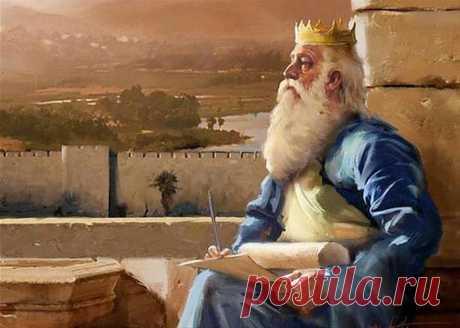 Притча царя Соломона | ПолонСил.ру - социальная сеть здоровья