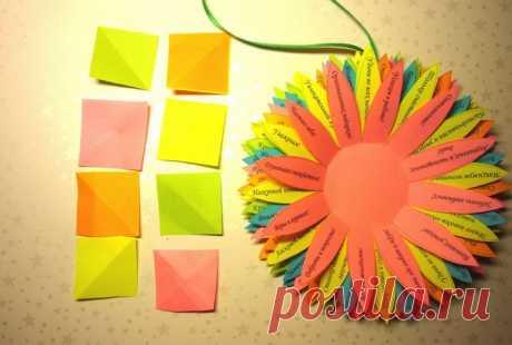 Цветы из бумаги своими руками. Самые простые схемы и шаблоны для изготовления бумажных цветов